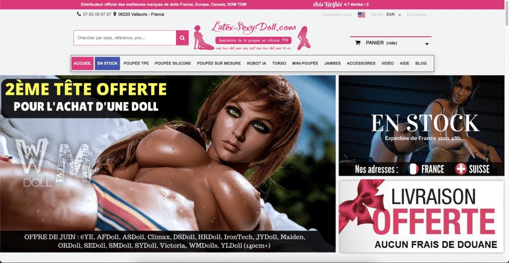 latex sexy doll le meilleur site de poupee sexe